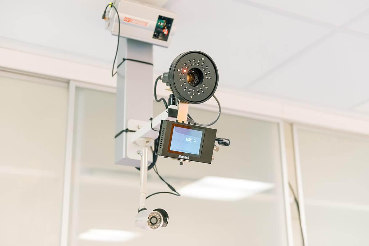 Linearbeschleuniger Strahlentherapie Ostalb