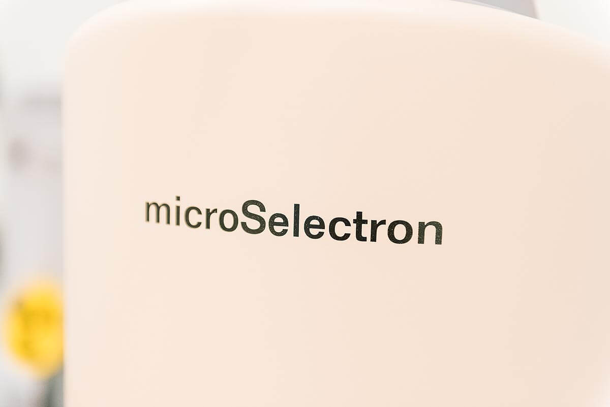 Strahlentherapie Ostalb - MIcroselectron